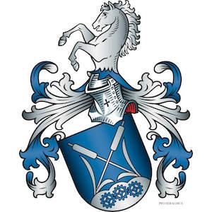 Wappenbild Carspecken
