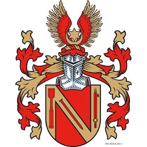 Wappenbild Nagel