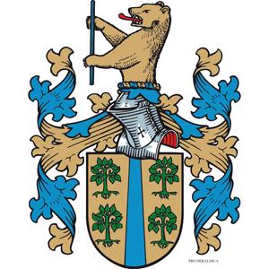 Wappenbild Stange