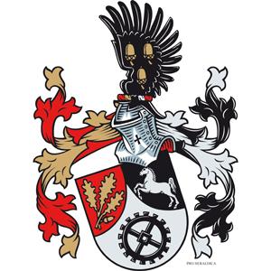 Wappenbild Obermeyer-Kasselmann