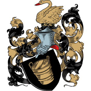 Wappenbild Haller