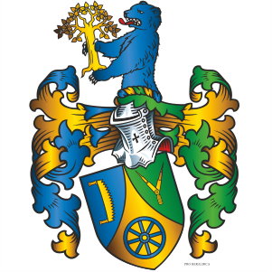 Wappenbild Wegner