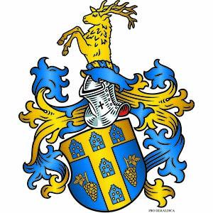 Wappenbild Carl Tesdorpf