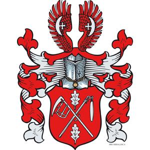 Wappenbild Brodziak